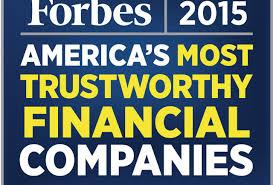 Primerica Financial Americas 50 Most Trustworthy Financial Companies