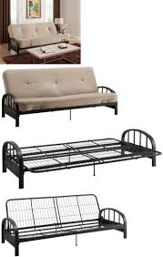 the  best modern futon frames ideas on pinterest  contemporary