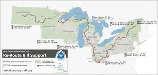 north country trail needs congress to act to continue development