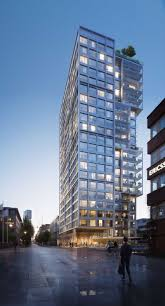high tech modern architecture buildings. Delighful Modern CF Mller Wins Competition For Innovative HighRise In Stockholm   Architects Throughout High Tech Modern Architecture Buildings