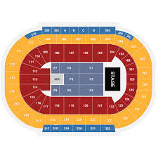 La Crosse Center Seating Chart Ticketmaster Nickelodeons Jojo Siwa D R E A M The Tour 2019 08 10 In