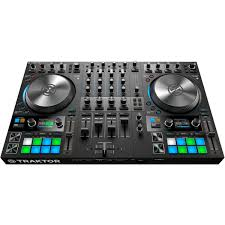 <b>Native Instruments</b> Traktor Kontrol S4 Mk3, купить <b>DJ контроллер</b> ...