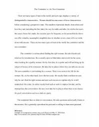 compare contrast sample compare contrast essay non committer