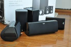 klipsch 5 1 surround sound. klipsch stunned the boxed surround sound world back in late january with announcement of three relatively affordable 5.1 systems. 5 1
