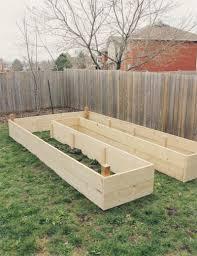 diy easy access raised garden bed 24 inch raised garden
