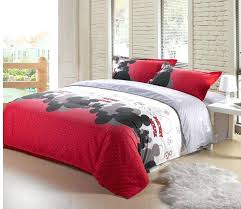 mickey mouse full size bed set