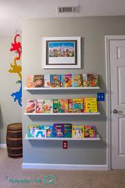 wall bookshelves for nursery magnificent bookshelf also shelves interesting home interior 4