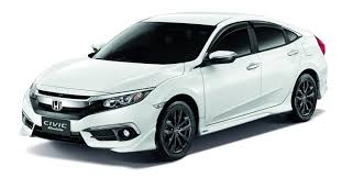 new car 2016 thai2016 Civic Modulo in Thailand Shows Some New Factory Modifications