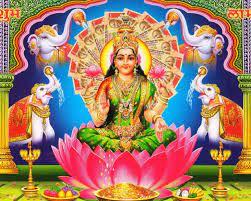 Sri Mahalakshmi God Wallpapers ...