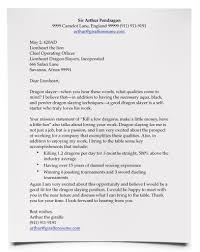 How To Write A Cover Letter For A Company Write A General Cover