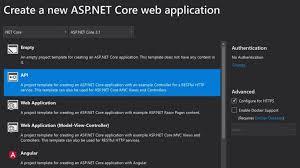asp net core guidelines