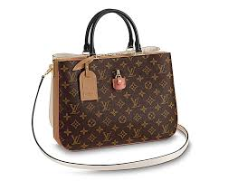 louis vuitton millefeuille tote 2 960 via louis vuitton