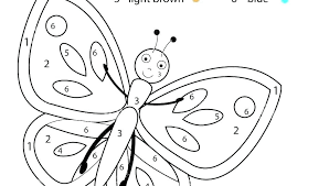 Butterflies Coloring Pages Monarch Butterfly Caterpillar Page Life