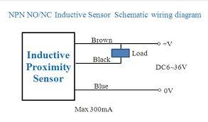 aliexpress com buy lj12a3 4 z bx inductive proximity sensor Inductive Proximity Sensor Wiring Diagram aliexpress com buy lj12a3 4 z bx inductive proximity sensor detector detection lj12a3 4 z bx proximity sensors switch npn dc6 36v 3d printer cnc from inductive proximity sensor circuit diagram