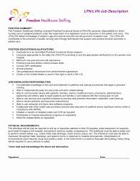 Lvn Resume Objective Examples Best Of Lpn Resume Objective Lpn
