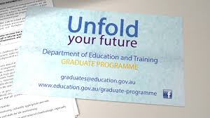 jobs at the department of education and training department of department of education and training graduate program grads talk
