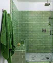 green glass subway tile backsplash amusing bathroom shower tiles with white marble grid floor in green glass subway tile uk colored bathroom