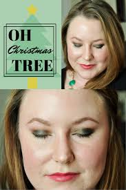 this green makeup look is the perfect makeup look for