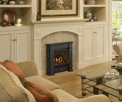 The Senator gas insert converts your fireplace into a warm and ...