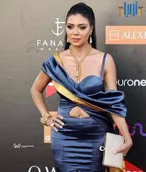 إطلالة ملفتة للفنانة رانيا يوسف في مهرجان الجونة السينمائي - أويا : صحيفة  ليبية شاملة