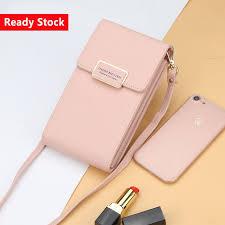 Ready Stock   <b>Women</b> Wallet <b>Korean</b> Mobile Phone Bag <b>Fashion</b> ...