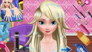 disney frozen games elsa beauty salon s makeover you