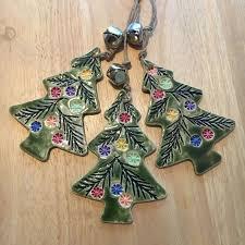 Xmas Tree Homedecor Keramik Handmade Xmas Weihnachten