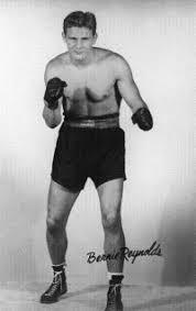 Bernie Reynolds boxer •