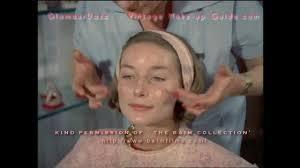 vine make up tutorial 1960