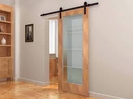 closet sliding doors door track menards ideas recessed handles