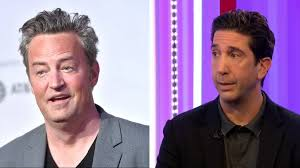 So, is it true that ross and rachel are getting together in real life? David Schwimmer Avoids Friends Talk Asks If Matthew Perry Is Pregnant Metro News