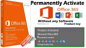 How To Activate Microsoft Office 365 Crack Product Key