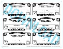 Printable Homemade Coupons Fun Dollar Coupons A Free Printable