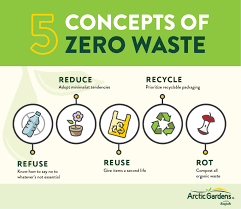Adopting a Zero-Waste Lifestyle - Ambassador report - Our Actions - Tunza  Eco Generation