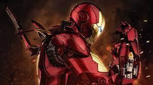 Iron Man And Spiderman Wallpaper 4k