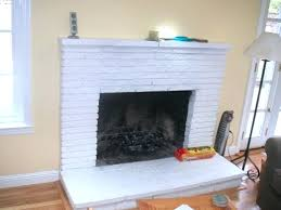 red brick fireplace makeover ideas paint a brick fireplace white designs ideas and decors brick fireplace paint makeover ideas home design free