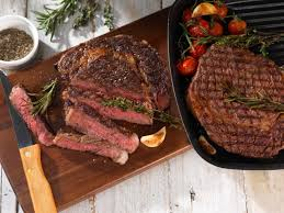 cooked steak with white background. Contemporary Cooked In Cooked Steak With White Background