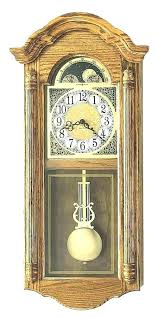 chiming wall clocks with pendulum chime clock for modern