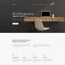 Website Design Templates Gorgeous Singlepage Theme For Web Design Agency MotoCMS