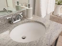 Bathroom Sink Material Undermount Bathroom Sinks Hgtv