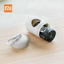 <b>Xiaomi JORDAN&JUDY Portable</b> Pet Litter Box Poop Pick Up Bags ...