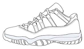 Lebron Shoes Coloring Pages Best Of How To Draw Jordan Shoes