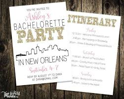 Bachelorette Party Invitations 650 519 Country
