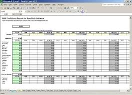 Financial Spreadsheet For Small Business Barca Fontanacountryinn Com