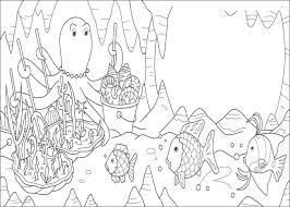 coloring pages of a rainbow best of coloring rainbow fish coloring page rainbow fish coloring page rainbow fish coloring pages bebo 545