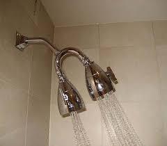 dual shower head. Dual Shower Head I