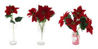 Details Zu Weihnachtsstern Künstlich Künstlicher Weihnachtsstern Christstern Kunstblume