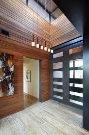 modern foyer austin