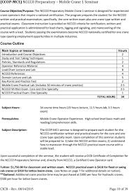 Crane Inspection Certification Bureau Llc Cicb 4738