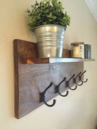 Black Wood Coat Rack Best 100 Wall Coat Rack Ideas On Pinterest Entryway Coat Hooks With 89